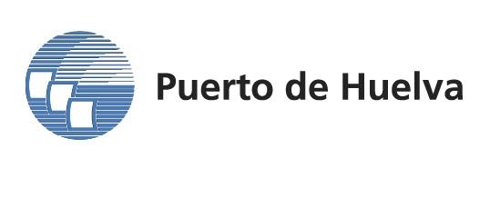 Logo Puerto de Huelva